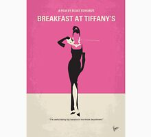 No204 My Breakfast at Tiffanys minimal movie poster Unisex T-Shirt