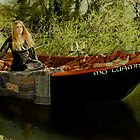 Lady of Shalott by Samantha Higgs