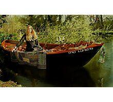Lady of Shalott Photographic Print