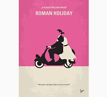 No205 My Roman Holiday minimal movie poster Unisex T-Shirt