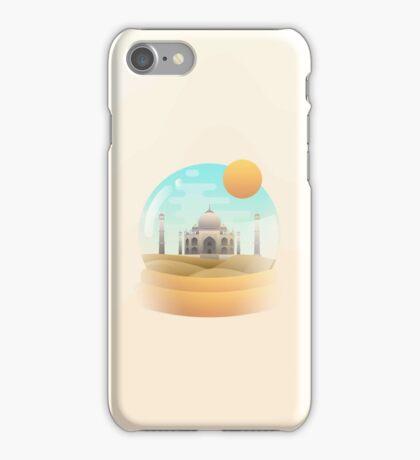 Sand Globe iPhone Case/Skin
