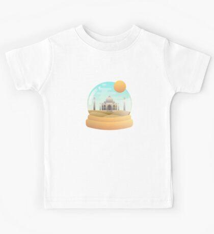 Sand Globe Kids Tee