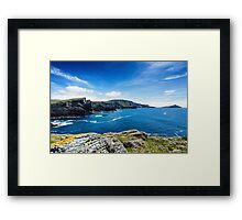 Kerry Cliffs Framed Print