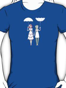 Girl un Girl - In/Out Umbrella T-Shirt