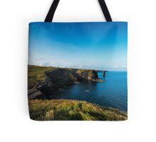 Kilkee Cliffs Tote Bag