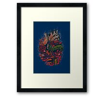 heart of the sea Framed Print