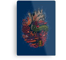 heart of the sea Metal Print