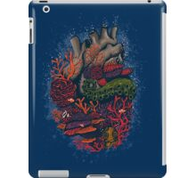 heart of the sea iPad Case/Skin