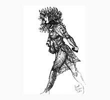 Walk tall [Pen Drawn Figure Illustration] T-Shirt