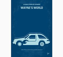 No211 My Waynes World minimal movie poster Unisex T-Shirt