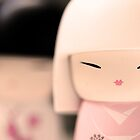 Pastel China Doll by Courtney Taylor