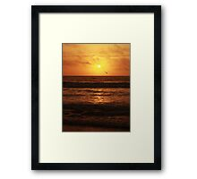 Never just another day Framed Print