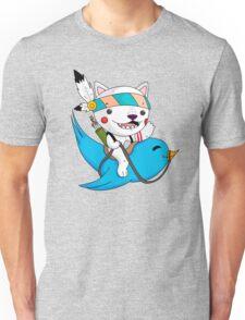 the tweet hunter Unisex T-Shirt