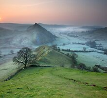 Dawn Over Parkhouse Hill by SteveMG