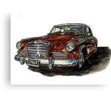 1963 Studebaker Canvas Print