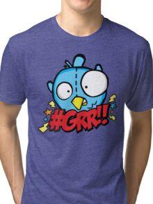 Angry Tweet Tri-blend T-Shirt