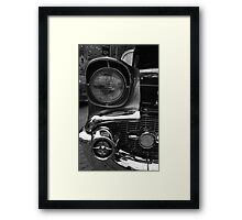 Here's Lookin' at You Framed Print