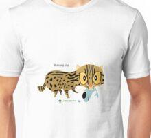 Fishing Cat Unisex T-Shirt