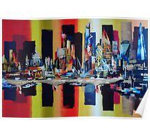 City London Skyline_4835 Poster
