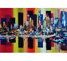 City London Skyline_4835 Photographic Print