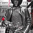 Philip Lynott  by Finbarr Reilly