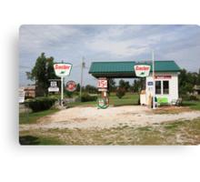 Route 66 - Paris Springs, Missouri Canvas Print