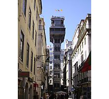 Lisbon Tower,Portugal Photographic Print