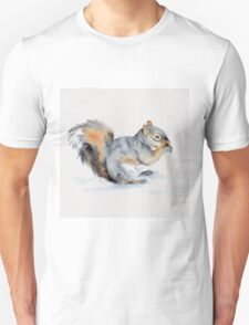 Squirrel's winter snacktime T-Shirt