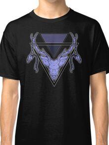 Triangle Deer 2 Classic T-Shirt