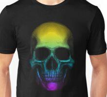 Vivid Skull Unisex T-Shirt