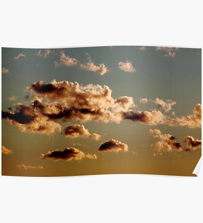 vanilla skies  Poster