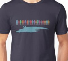 Normandy and the squad Unisex T-Shirt