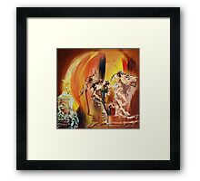 Agriculture and Manufacture 0134 Framed Print