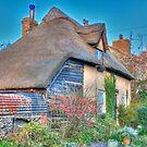 Clerk's Cottage,Lower Higham by brianfuller75