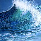 Sparkling Turquoise by Arie van der Wijst