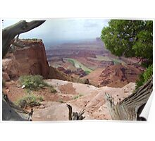 Dead Horse Point Overlook Poster