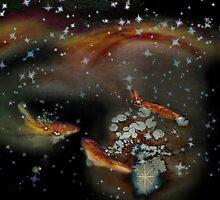 Fish Cosmos by enchantedImages