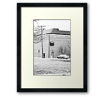 Sterling, IL Framed Print