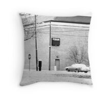 Sterling, IL Throw Pillow