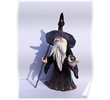 The Wizard Merlin Poster