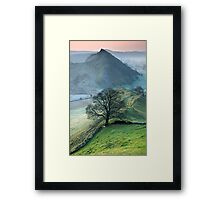Parkhouse Hill Framed Print