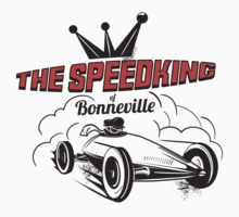 Speedking of Bonneville by swedster