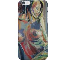 Nude Abstract 5271 iPhone Case/Skin