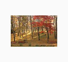 Autumn in the park Unisex T-Shirt