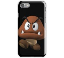 Super Mario Gumba Clipart iPhone Case/Skin