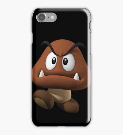 Super Mario Gumba Clipart iPhone Case/Skin