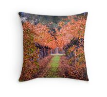 Napa love Throw Pillow