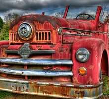 Big Red by J. Day
