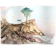 Lone Cypress - Monterey CA Poster