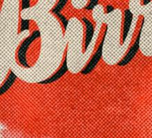 Birrë Sticker